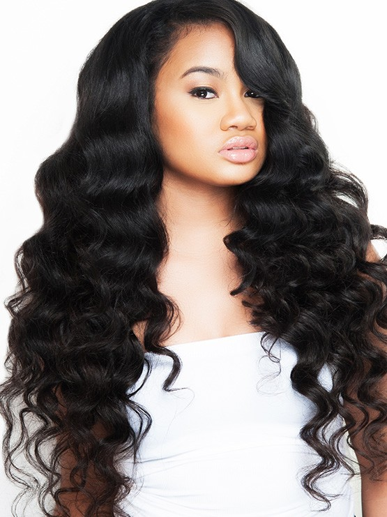 Peruvian 100 Virgin Hair Loose Wave Bundle